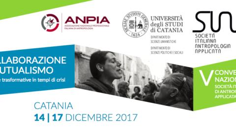 V Convegno Nazionale – Società Italiana Antropologia Applicata (SIAA)
