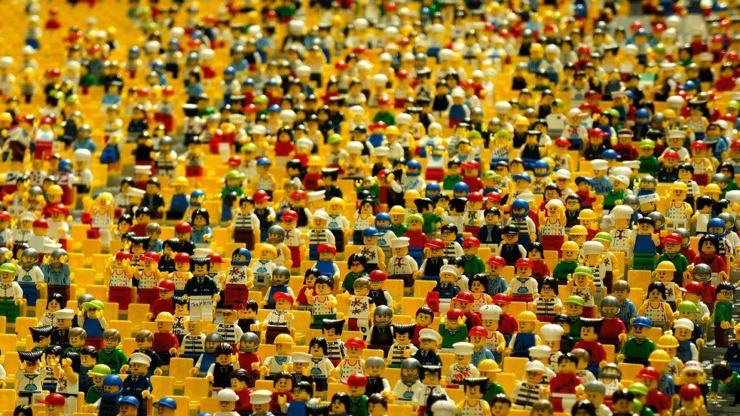 Folla di lavoratori
