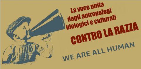 Razza e dintorni: la voce unita degli antropologi italiani ITA/ENG