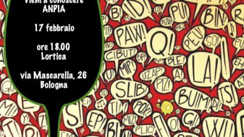 Aperitivo Antropologico, 17 febbraio Bologna