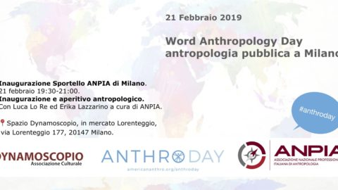 World Anthropology Day a Milano