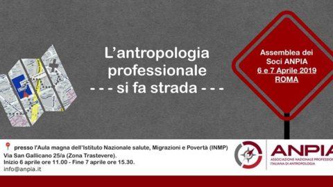 Assemblea dei soci, Roma 6 e 7 aprile 2019
