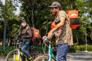 Messico e rider: lavorare senza tutele ai tempi del covid-19