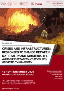 Convegno: Crisi e infrastrutture